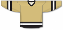 Load image into Gallery viewer, Vegas, Black, White League Blank Hockey Jerseys