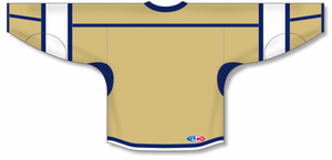Vegas, Navy, White Select Blank Hockey Jerseys