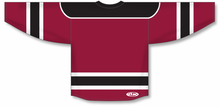 Load image into Gallery viewer, Cardinal, Capital, White Select Blank Hockey Jerseys