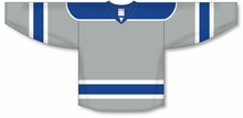 Load image into Gallery viewer, Grey, Royal, White Select Blank Hockey Jerseys