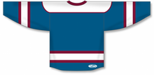 Load image into Gallery viewer, Capital, White, Cardinal Select Blank Hockey Jerseys