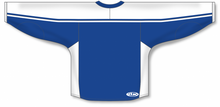 Load image into Gallery viewer, Royal, White Select Blank Hockey Jerseys