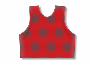 Red Scrimmage Vests