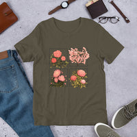 Four Flowers T-Shirt