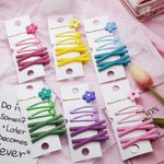 Pastel Kawaii Hair Clips-Mochipan