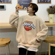 Load image into Gallery viewer, Kawaii Fluffy Gum Sweater-Mochipan