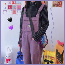 Load image into Gallery viewer, Cute Suspender Pants-Mochipan