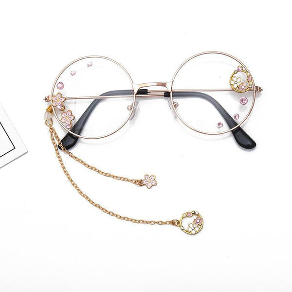 Cute Pendant Glasses - Mochipan