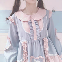 Load image into Gallery viewer, Sweet Pastel Lolita Dress