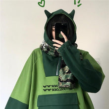 Load image into Gallery viewer, Kawaii Devilish Hoodie-Mochipan