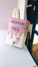 Load image into Gallery viewer, Strawberry Milk Bag