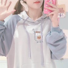 Load image into Gallery viewer, Kawaii Snack Hoodie