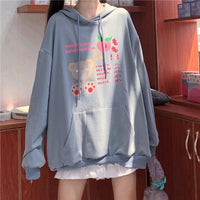 Cute Nutritional Value Hoodie-Mochipan