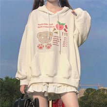 Load image into Gallery viewer, Cute Nutritional Value Hoodie-Mochipan