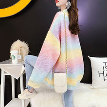 Load image into Gallery viewer, Loose Fit Pastel Sweater-Mochipan