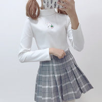 Kawaii Bunny Turtleneck