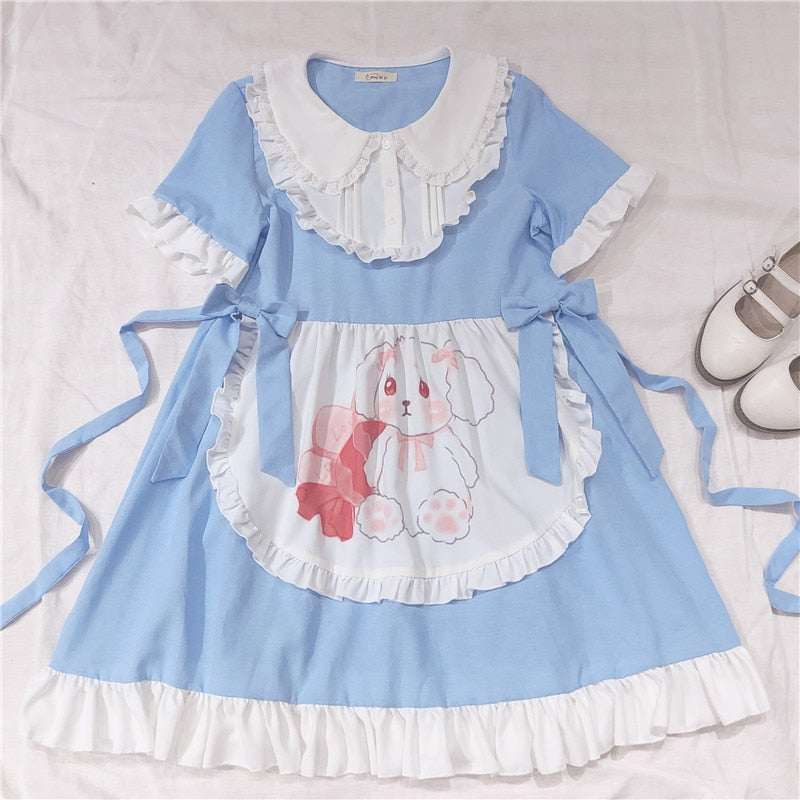 Sweet Frilled Bunny Dress