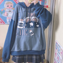 Load image into Gallery viewer, Kawaii Hitsuji Milk Hoodie