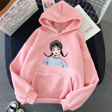 Load image into Gallery viewer, KPOP Graphic Print Hoodie-Mochipan
