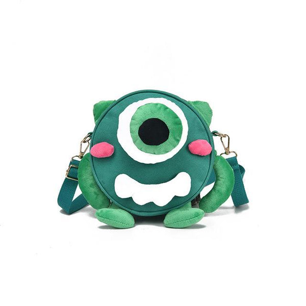 Green Monster Bag