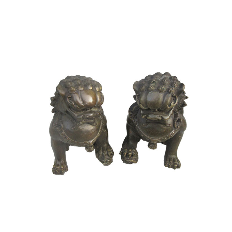Bronze Foo Dogs