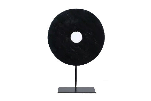 Stone Carved Disc