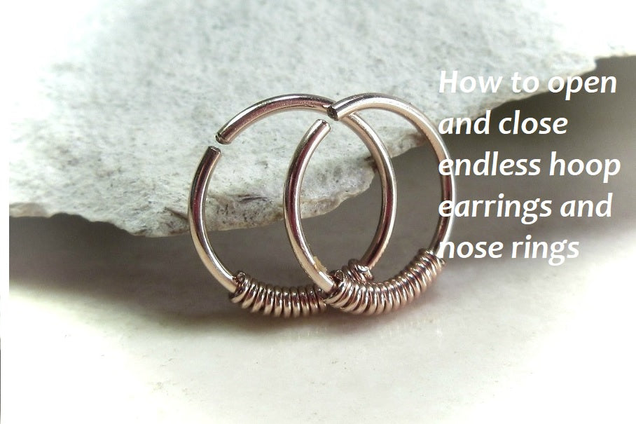 Shaped Seamless Ring Findings