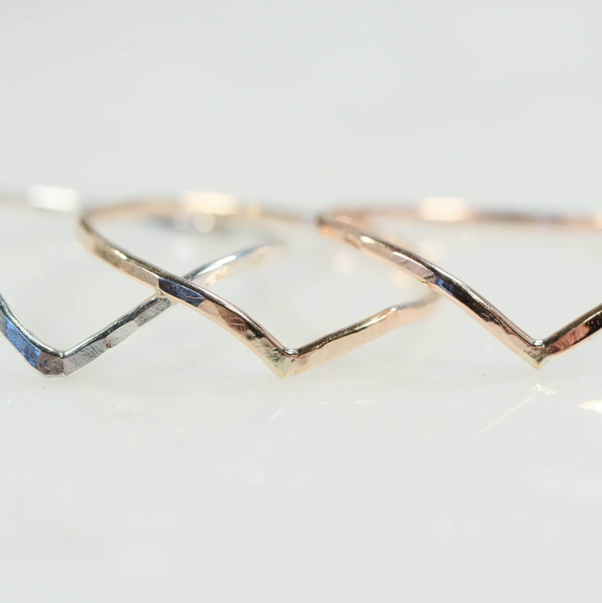 Stacking Rings Gold