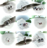 flowers piercing jewelry mystic moon shop