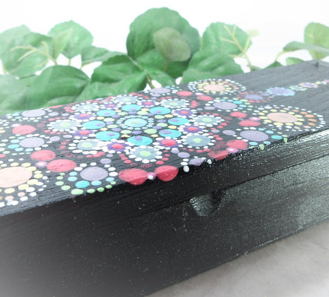 zen mandala jewelry box