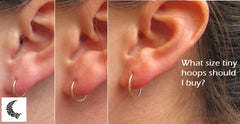 How to measure your piercing for a ring