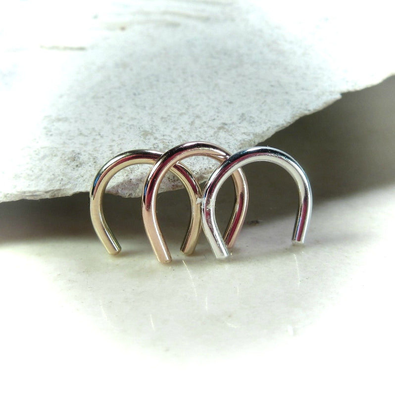 16 gauge septum retainers
