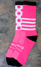 Load image into Gallery viewer, Polka Dot and Stripe Socks -3 colours