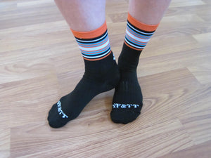 Stripe Socks - 6 colours