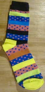 Fun Novelty Cotton Socks 14 colour choices