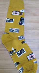 Fun Novelty Cotton Socks 13 colour choices