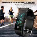 Simple Fitness Smart Watch