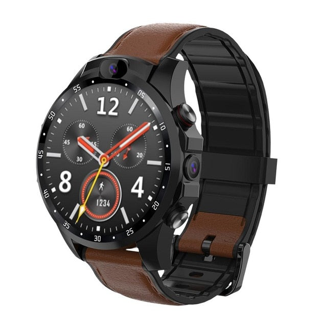 4G Smart Watch Men Android 7.1 Video Call Smart Phone Watch