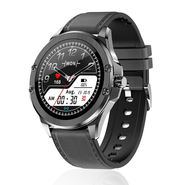 Waterproof Heart Rate Monitor Smart Clock Fitness