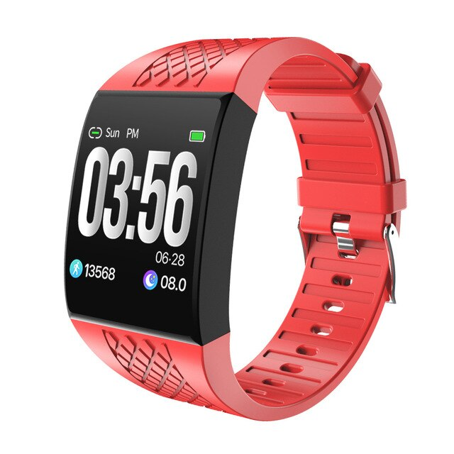 Waterproof Heart Rate Monitor Multiple Sports Weather Fitness Tracker
