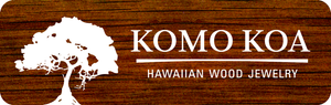 Komo Koa Wood Rings