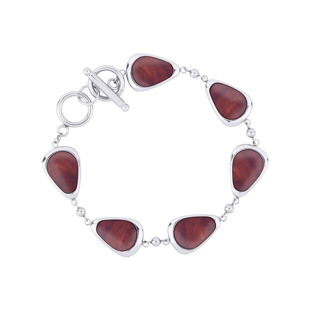 Redwood Drop Bracelet