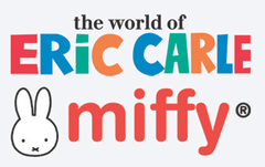 Eric Carle and miffy