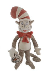 Dr. Seuss organic plush - Cat in the Hat and Fish