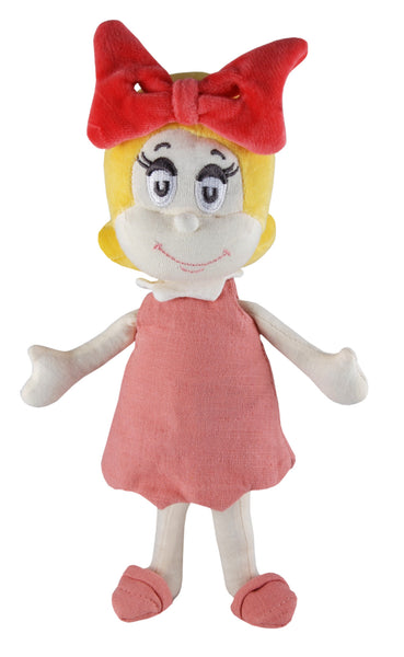 Dr. Seuss organic plush - Cindy Lou