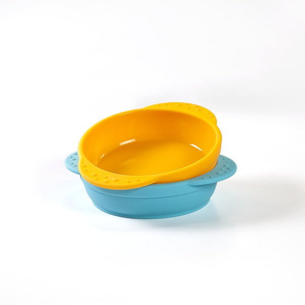 Kinderville - Little Bites Bowls - 2 pcs blue/orange