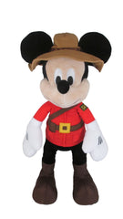 RCMP Mickey Mouse
