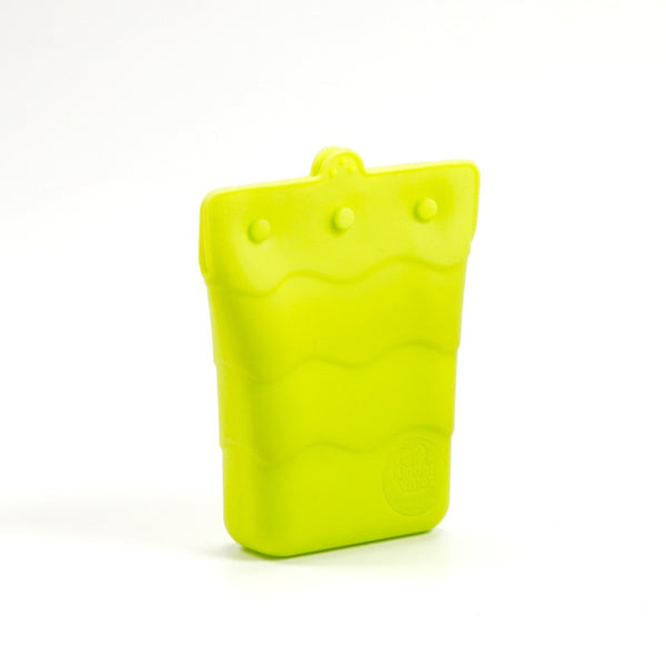 Kinderville - Little Bites Snack Pouch - 1 pc green small