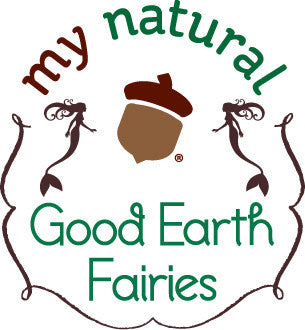 mynatural organic Good Earth Fairy - Mermaid