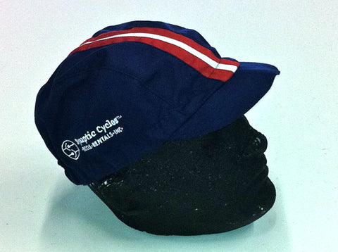 Cotton Cycling Caps - Synaptic Cycles Shop
